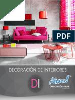 LECCION 1 A  - Decoracion de Interiores