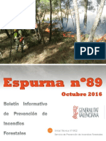 Boletín Espurna - Octubre 2016