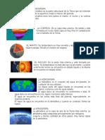 La Geosfera
