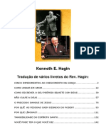 9 Livretos de Kenneth Hagin
