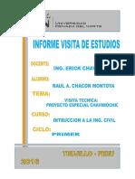 Informe de Chavi