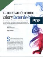 Lectura 08 Innovación Harvard
