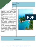 Ficha Técnica Parque Nacional Manuel Antonio Demanda