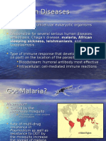 Protozoan Diseases