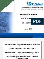 Proc. Adm. Dis. 728 -Tumbes