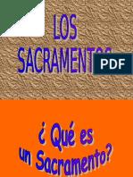 Los Sacramentos Confirmacion