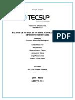 Proyecto Integrador Destilacion Batch.29-11