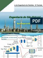 Desidratação, Dessulfurização e Formação de Hidratos no Gás Natural
