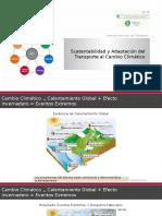 6.4. Sustentabilidad y Daptación Del Transporte en México