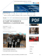 Za _Olimp_ Dve Nagrade Na Takmičenju u Vladičinom Hanu - TV INFO PULS