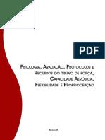 Fisiologia Avaliacao Protocolos e Recursos Do Treino..