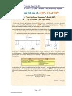 Etap - Key Points for Load Summary, Part 4