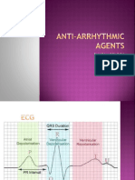 09. Anti-Arrhythmic Agents for Pharmacy (1)