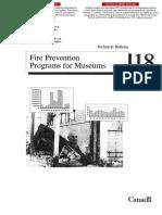 TB18-FirePreventionProgramsForMuseums