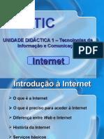 Internet - Apresentação 1