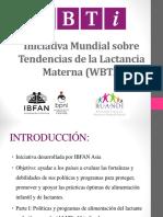 Iniciativa Mundial sobre Tendencias de la Lactancia Materna