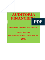 240874794 Caso Practico de Auditoria Financiera