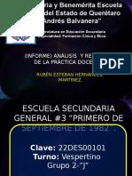 iNFORME DE PRÁCTICA DOCENTE 10-nov-2011.pOWER POINT