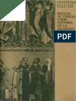 Mysterium Salutis 4.2 - El aconteciminto salvífico en la Comunidad Cristiana