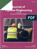 Jornal of Pipeline Engineering