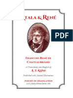 Atala and Rene - Francois-Rene de Chateaubriand