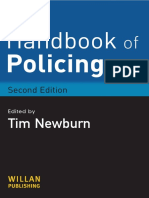 NEWBURN, Tim. Handbook of Policing
