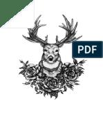 Cervos Simbolizam o Poder Da Gentileza e Gratidão