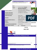 Proyecto Granja Integral Comuna Despertar de Angostura. v1