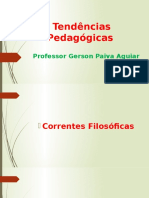 3 - Tendencias Pedagogicas - 2015.pptx