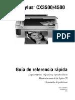 Manual de La Impresora Epson 4500