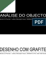 Eduvis Analise Do Objecto