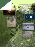 Caracterización Geológica y Geotécnica de Cartagena