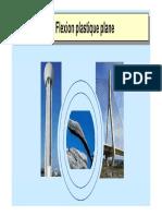 Flexion Plastique Plane Analyse Non Linéaire Des Structure