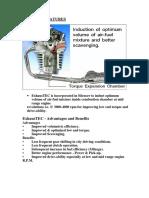 Exhaustec Features