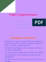 Teatro Grego e Romano