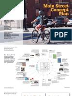 """Great Streets"" proposals for downtown Burlington"