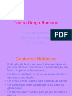 Teatro Grego e Romano II