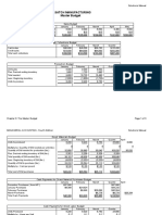acct 2020 excel budget problem student template excel budget template
