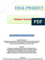 multimedia and digital video hidayet gozeten