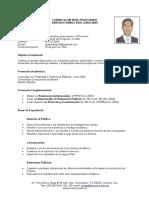 20151 Formato CVEjecutivo (1)