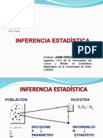 Inferencia Estadistica Estimación