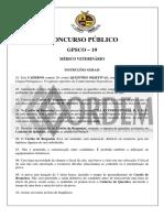 Prova Médico Veterinário623