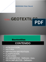 GEOTEXTILES PPT