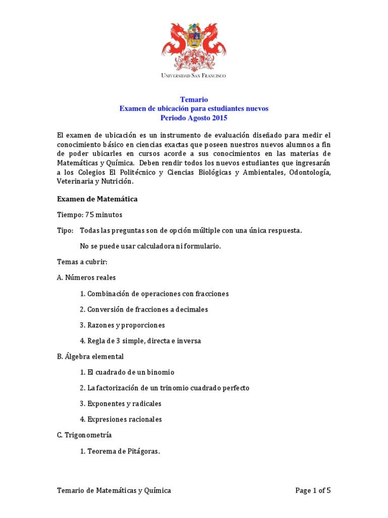 Moderno Teorema Del Binomio Hoja Pdf Embellecimiento - hojas de ...