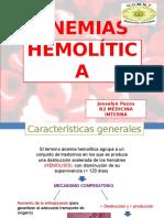 Anemia Hemolitica Bioquimica