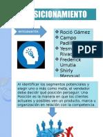 Diapositivas de Fundamento de Mercadeo