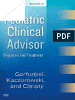 Lynn C. Garfunkel MD, Jeffrey Kaczorowski MD, Cynthia Christy MD-Pediatric Clinical Advisor_ Instant Diagnosis and Treatment, Second Edition (2007)