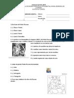 7º Ano AVALIAÇÃO DE ARTE.doc