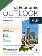 Indiana Economic Outlook