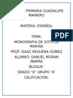 Escuela Primaria Guadalupe Mainero